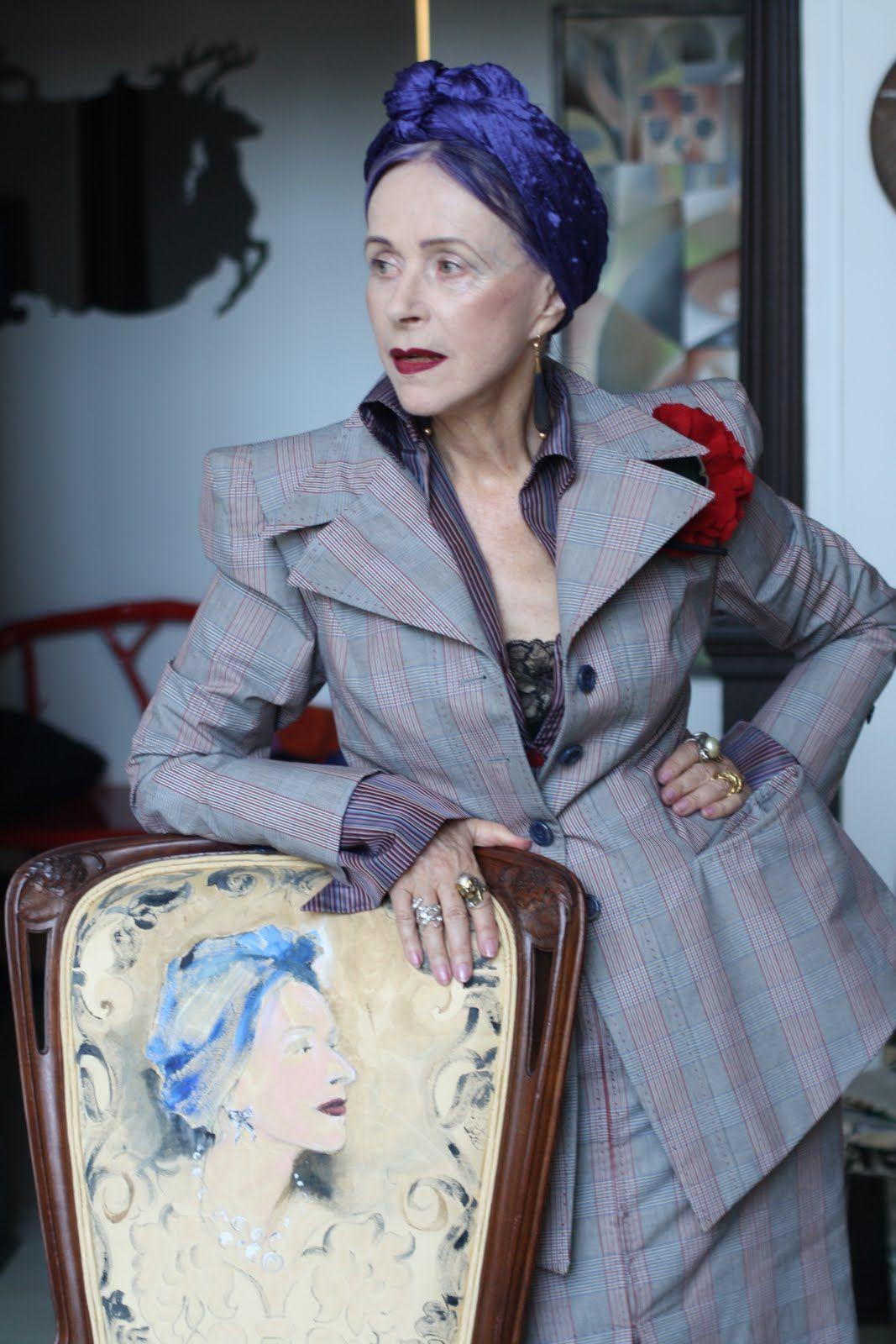 Beatrix Ost, Advanced Style