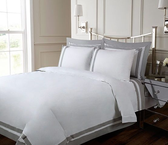 fa62d40303 Francis Brennan the Collection Contrast Duvet Cover. Made with premium  cotton percale, which is crisp, easy to care for and durable, this is the  style ...