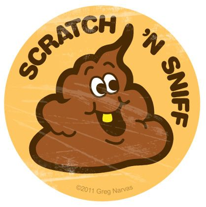 Scratch n sniff