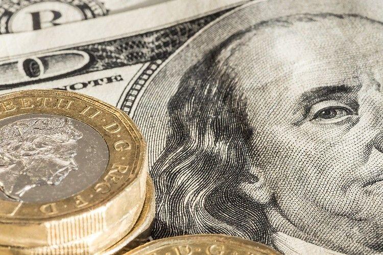 زوج استرليني دولار Gbp Usd يقفز عائدا بالقرب من قمم ما بعد بنك إنجلترا Gbp Usd Us Dollars Dollar