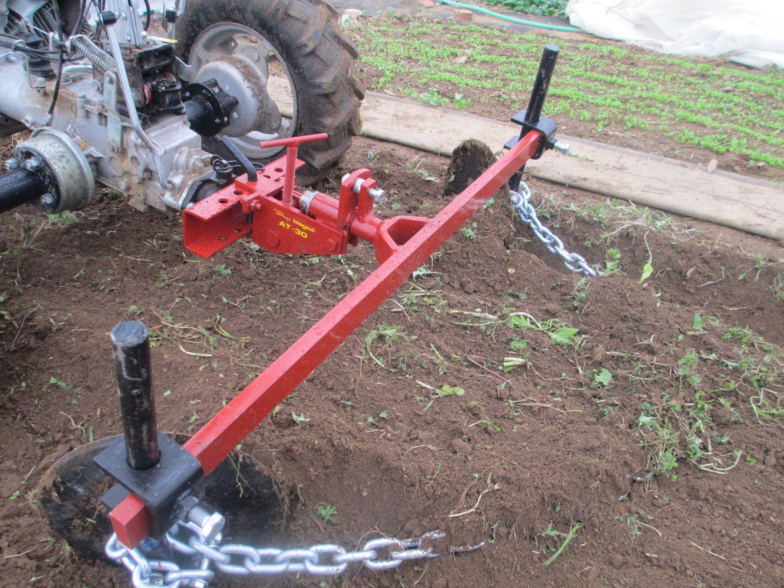Earth Tools Garden tools, Outdoor power equipment, Mini