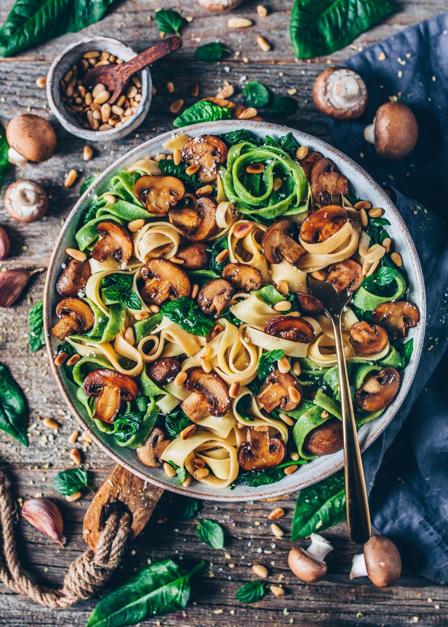 Homemade Pasta Recipe (vegan, easy) Recipe Easy