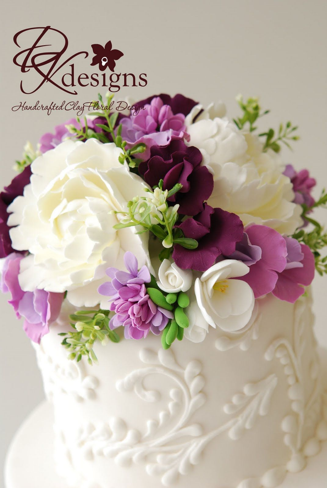 Image detail for -DK Designs: More Custom Cake Toppers...