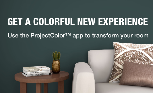 The Home Depot Projectcolor App Room Visualizer Home Depot