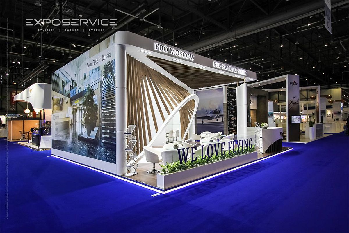 Exhibition Stall On Behance : Ebace on behance booth exhibition stand design