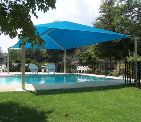 above ground pool canopy Google Search Pool canopy