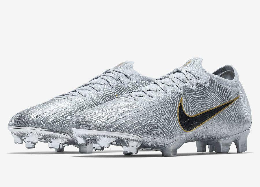 007ad856 #nikefootball #LukaModrić Nike Mercurial Vapor 12 Elite SE FG Golden Touch  - Atmosphere Grey / Oil Grey