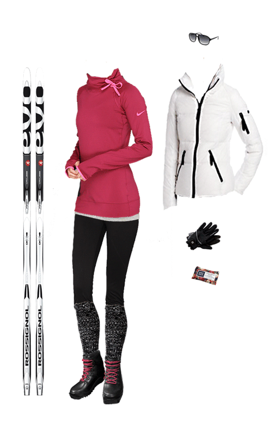 1291f2df0df EmilyStyle: What to Wear: Cross Country Skiing | What to Wear ...