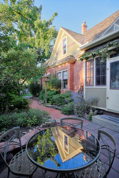 Patio Relax On The At The Briar Rose Bed And Breakfast Located In