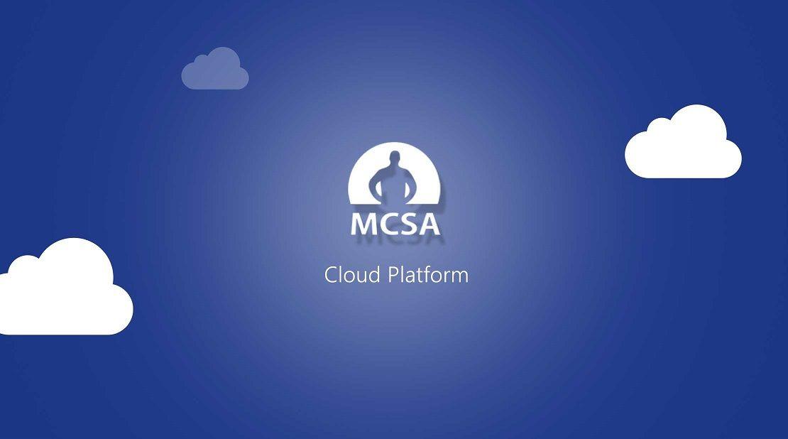 Mcsa Cloud Platform Azure Training Certification Boot Camp 6