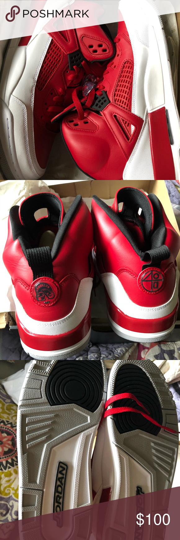 06b38a91869a5c Air jordan Spizike Brand new pair of Air jordan spizike size 14 brand new  with box. Jordan Shoes Athletic Shoes
