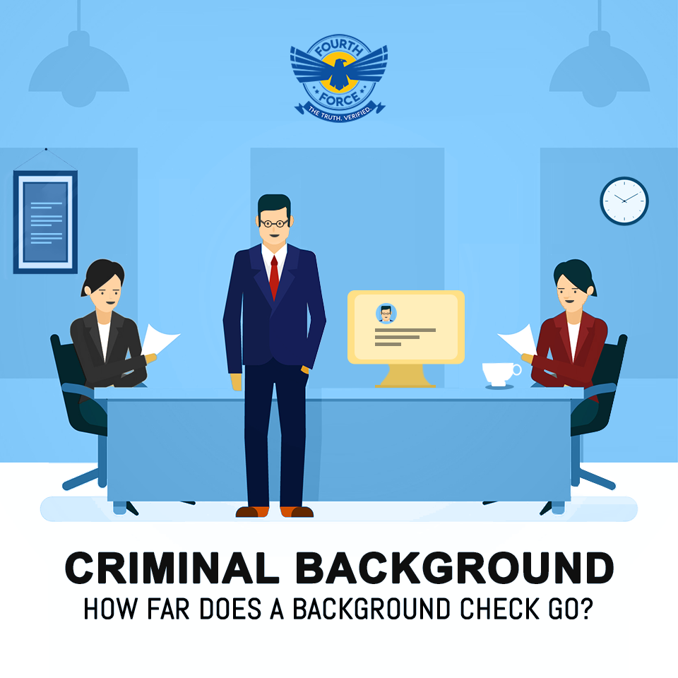 Unsaid Criminal Histories Can Be Revealed With Fourth Force