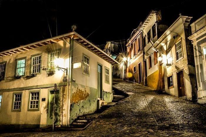 Noite em Ouro Preto (MG) - Foto: Fabinho Augusto