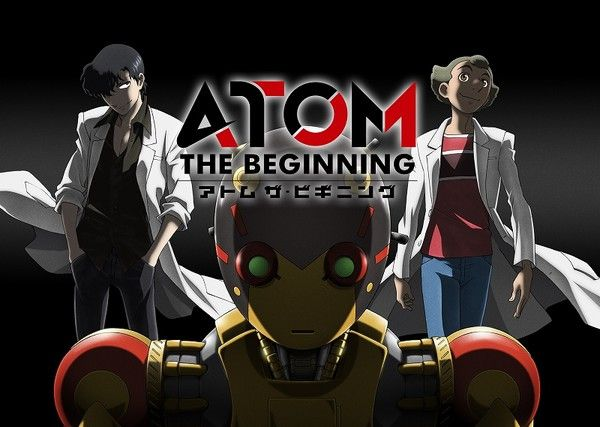 Anime Hotties Atom The Beginning Anime 39 S 1st Promo Video Story Intro Posted Astro Boy Anime Selecta Vision