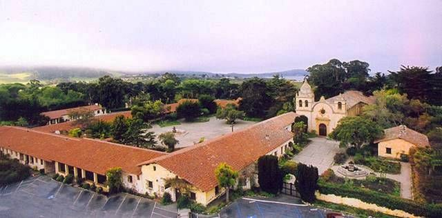 carmel mission layout - Google Search | Missions! | Pinterest