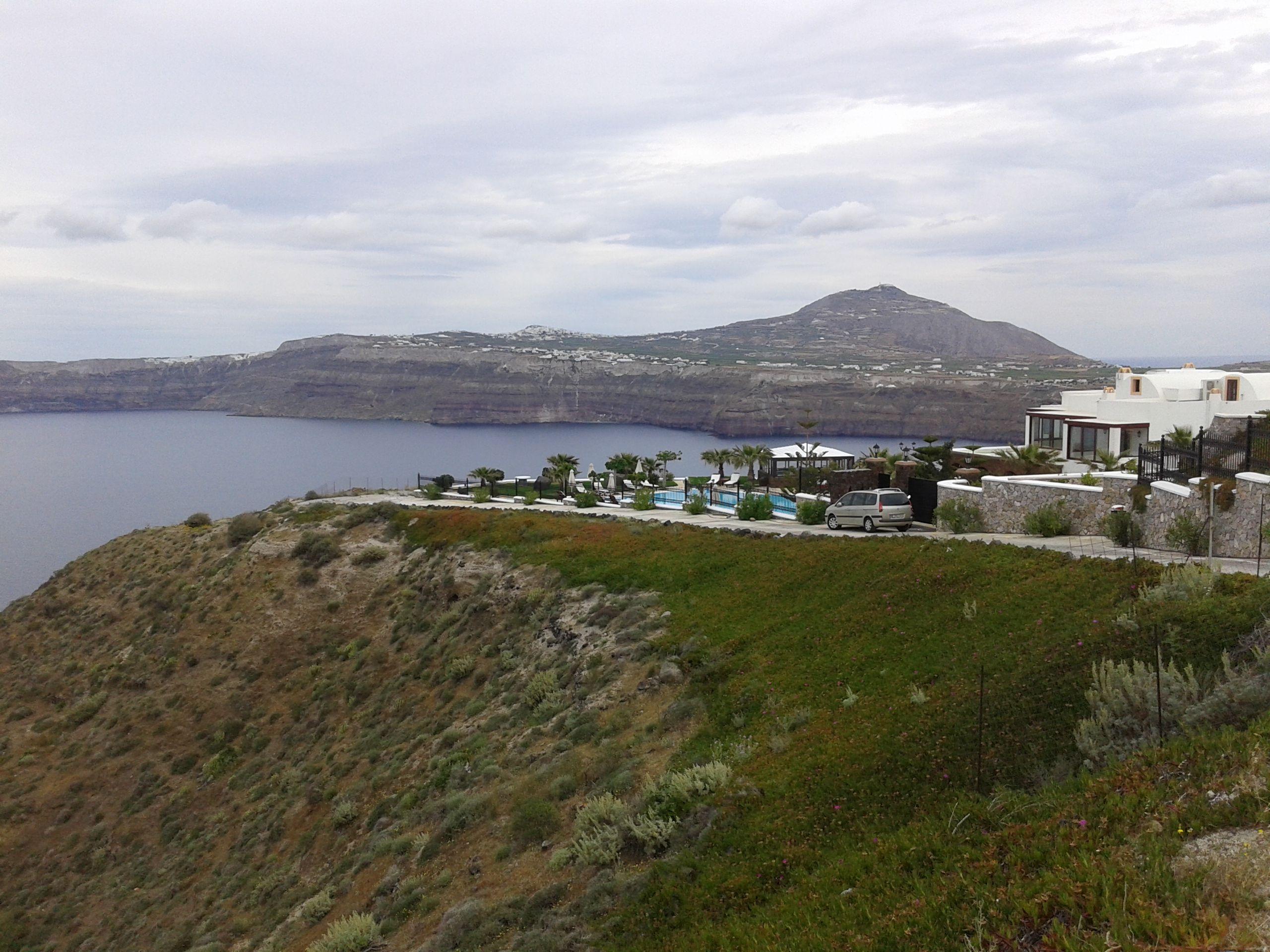 Faros with view to Pyrgos
