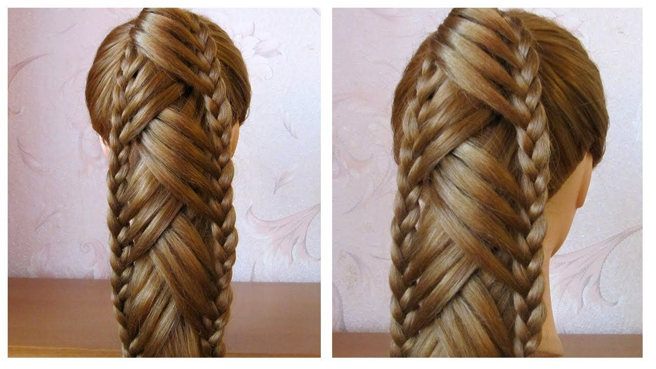 Tuto coiffure queue de cheval originale et simple