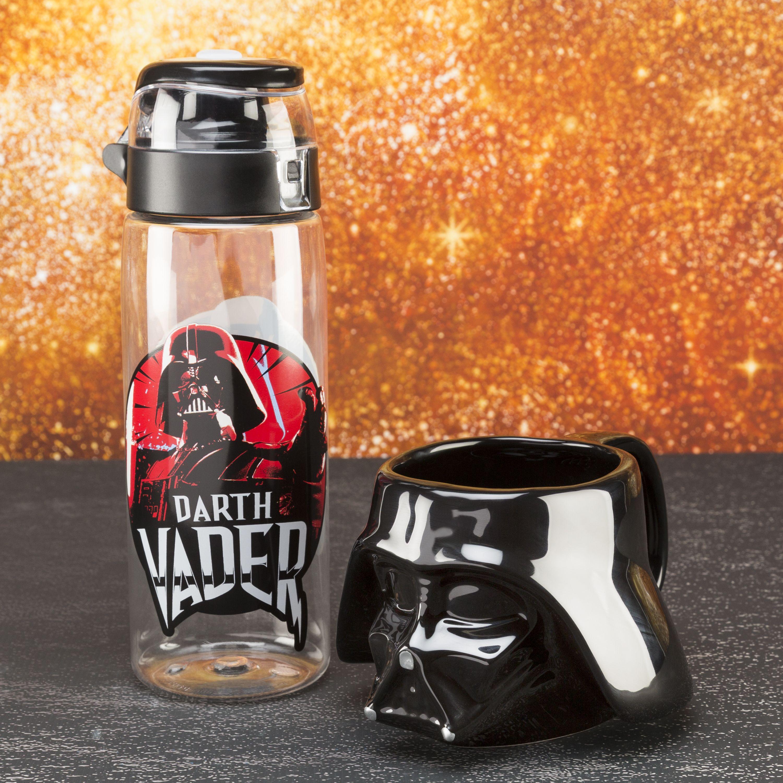 Turn To The Dark Side With A Darth Vader Coffee Mug Or