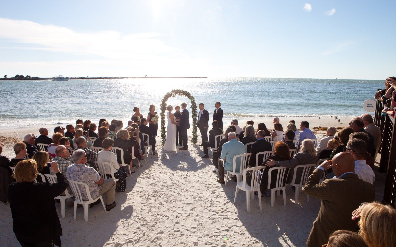 Clearwater beach wedding venues shephards beach resort