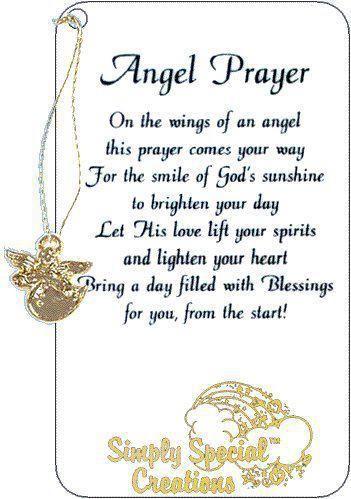 Beautiful thoughts .... Sending an angel prayer your way ...