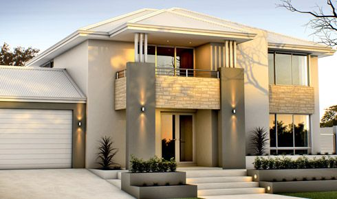 Residential Building WA Display Homes: The Lexington. Visit www ...