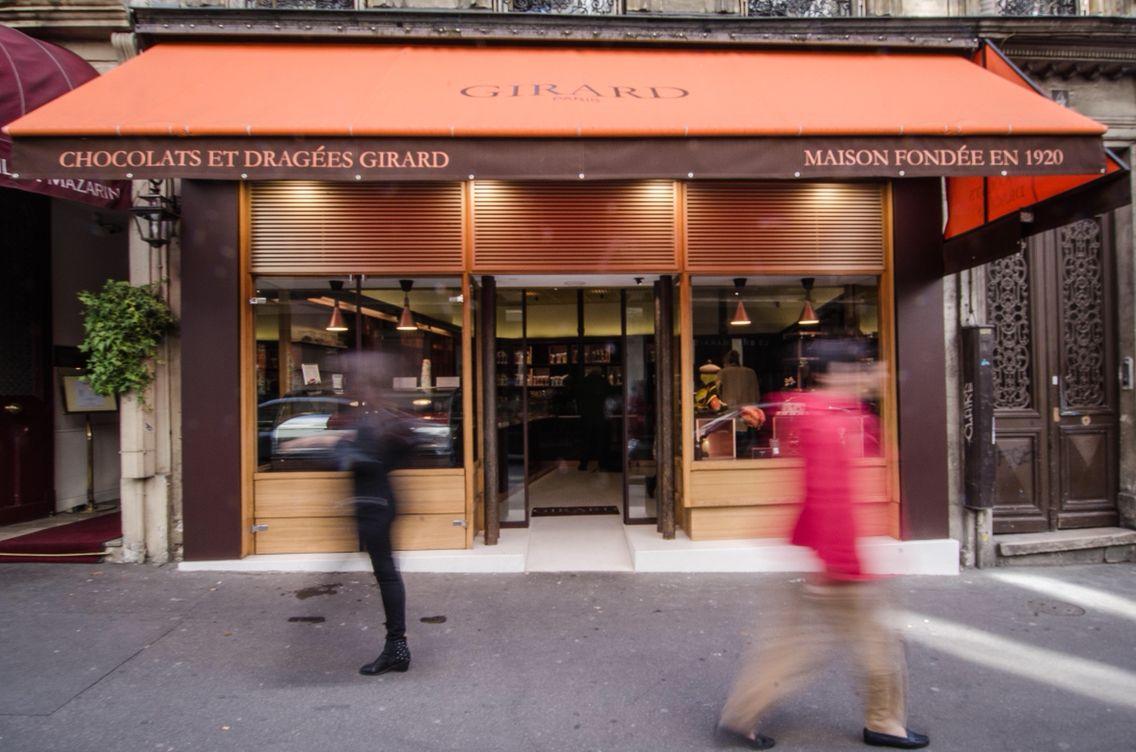 Façade rue des Archives