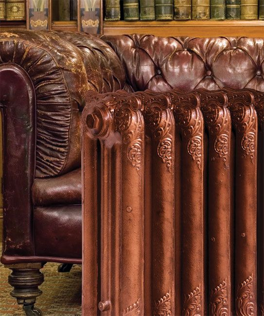 Images Of Hand Painted Steam Radiators