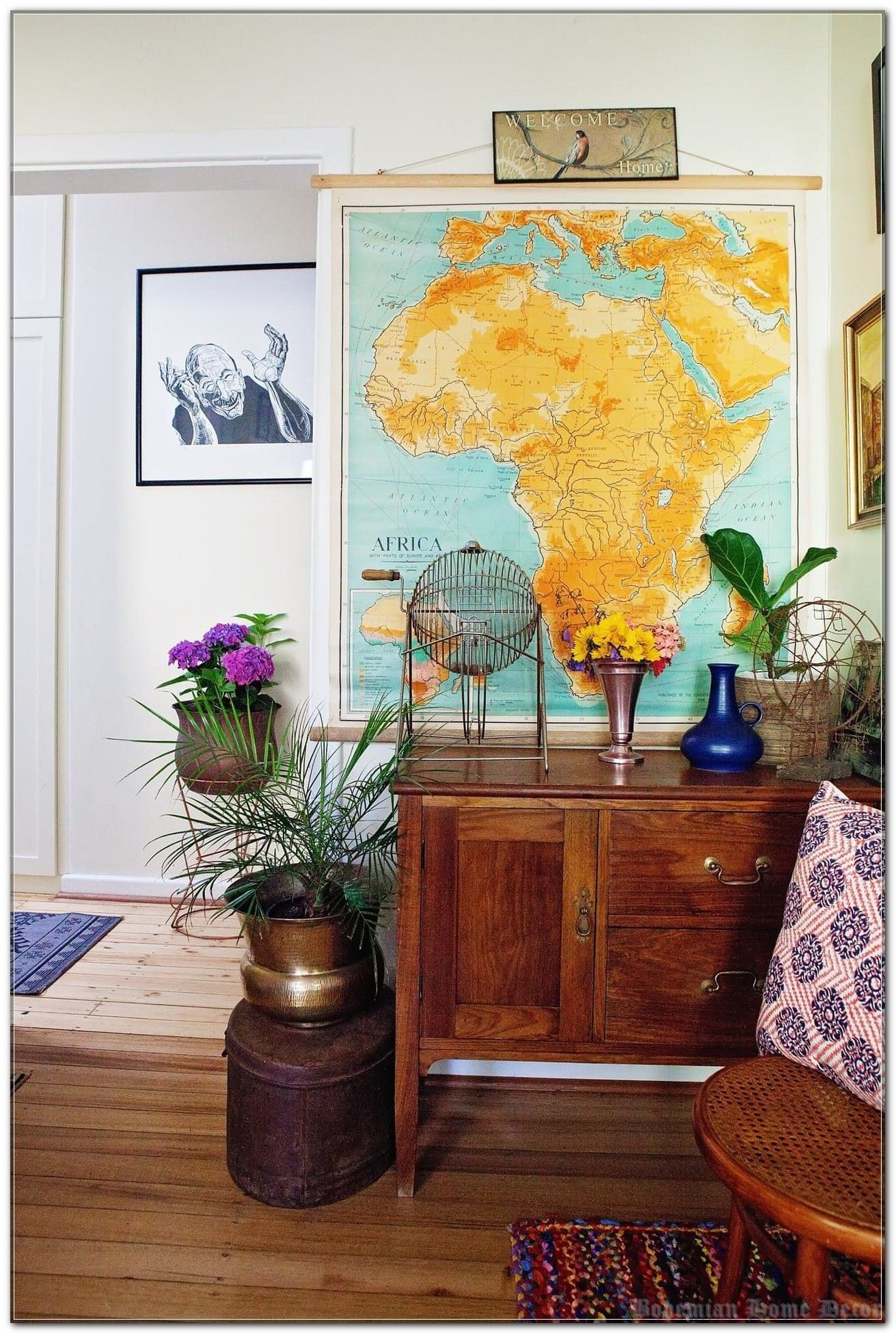 Is It Time to Talk More About Bohemian Home Decor?