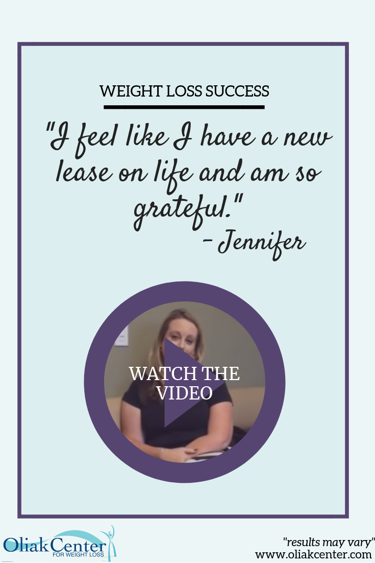 Watch Jennifers Success With The Lap Band Weight Loss Procedure We