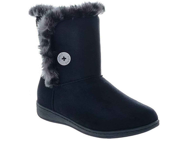 Vionic Orthotic Slipper Snow Boots
