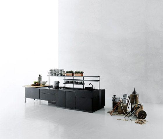Wohnküche Kücheninsel: Boffi: Achtzig Jahre Zeitloses Design
