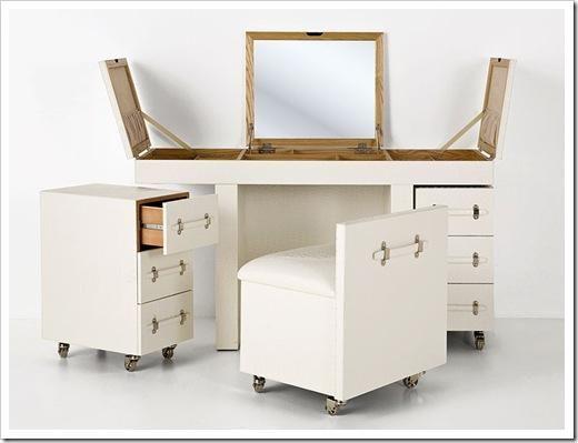 Tocadores de diseño ¿con cual te quedas | Mueble escritorio, Tocador ...