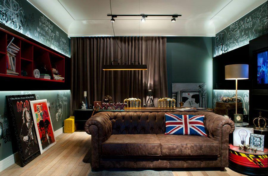 Camera Da Letto Rock : Rock and roll rock and rolla decor pinterest house and progetti