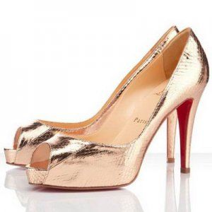 Christian Louboutin Very Prive 100mm Watersnake Pumps : Christian Louboutin shoes, christian louboutin us