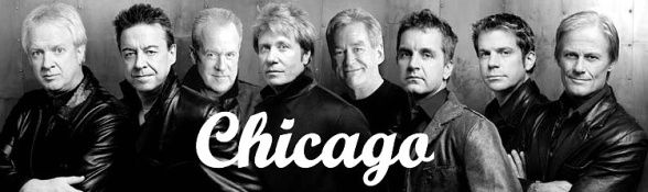Chicago Band Wallpaper