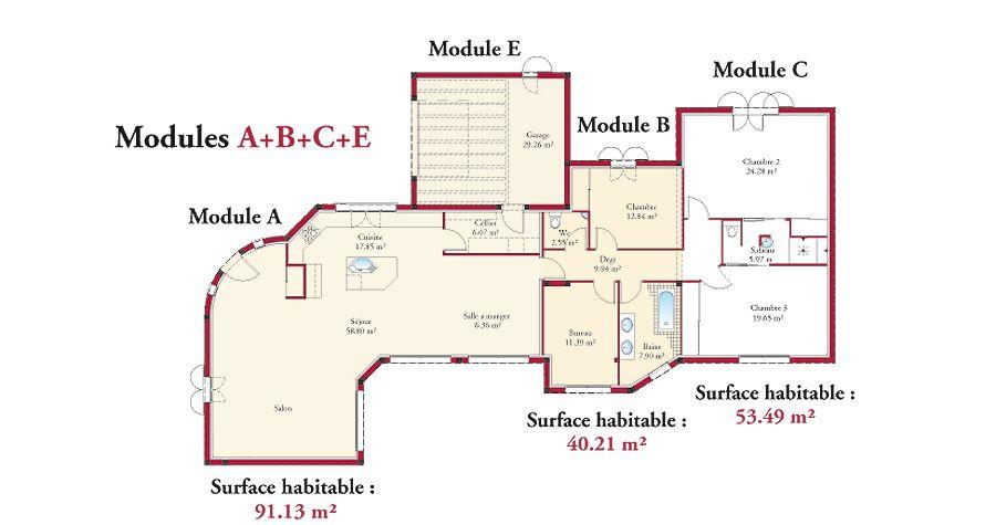 Modèle Maison régionale Poitou Charente / CHARENTE-MARITIME / La - forum plan de maison