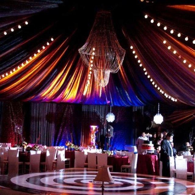 Phantom of the Opera theme party   Event Design   Phantom of