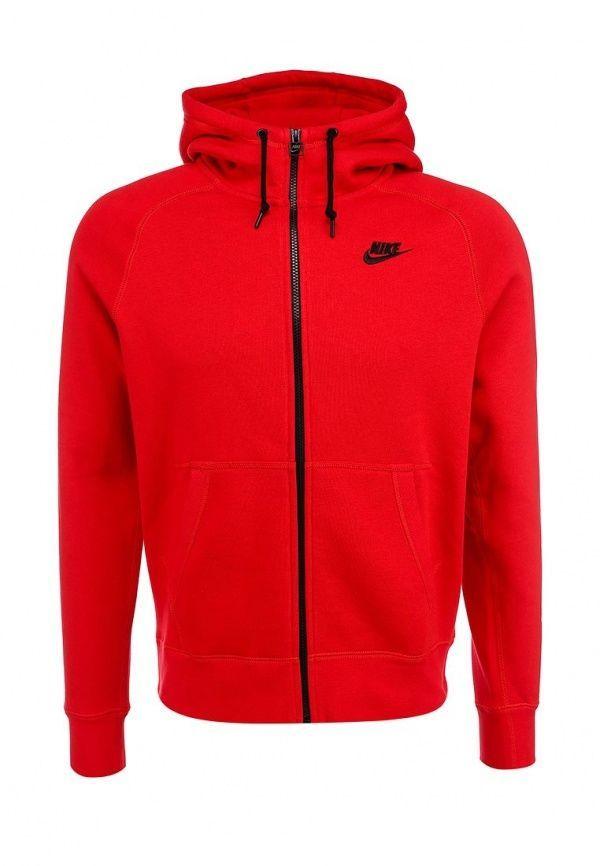Por Pinchazo Una herramienta central que juega un papel importante.  Nike AW77 Fleece Full Zip Men's Hoodie University Red/Black 598759-658  Large L #Nike #Hoodie   Hoodies men, Hoodies, Black and red