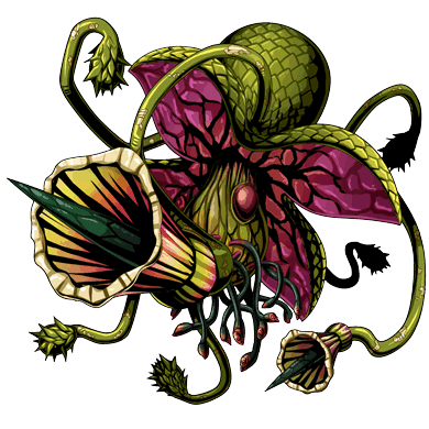 Plant 42 Biohazard Clan Master Re1 Resident Evil Art