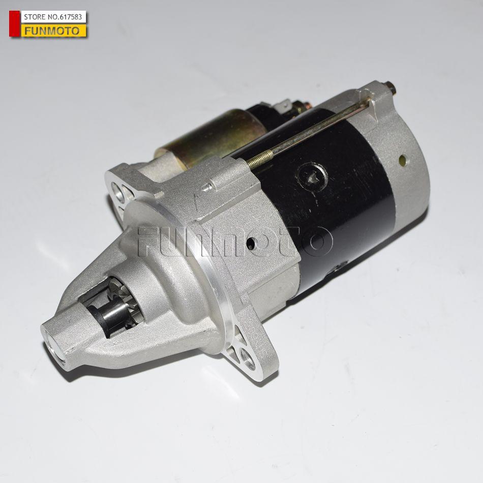 Starting Motor Suit For Xt650 Kinroad 650 Gokart Joyner Roketa Buggy Wiring Diagram Goka