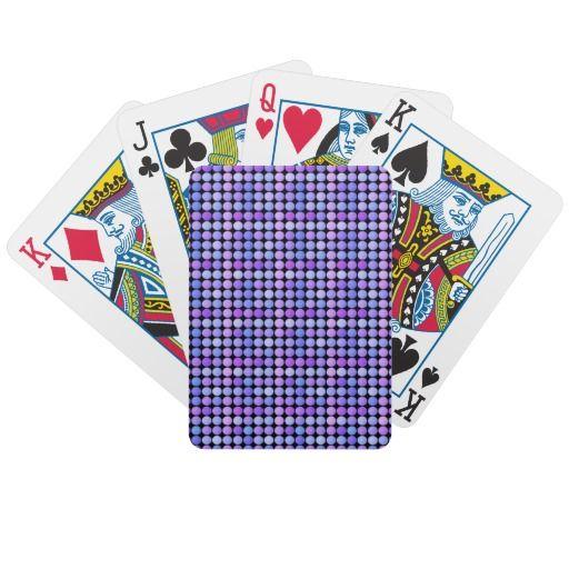 Fancy Styles Poker Deck