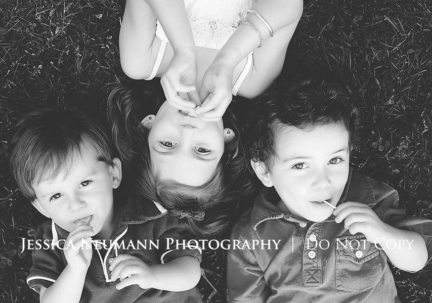 Sweet Siblings {Howard County, MD Family Photographer}