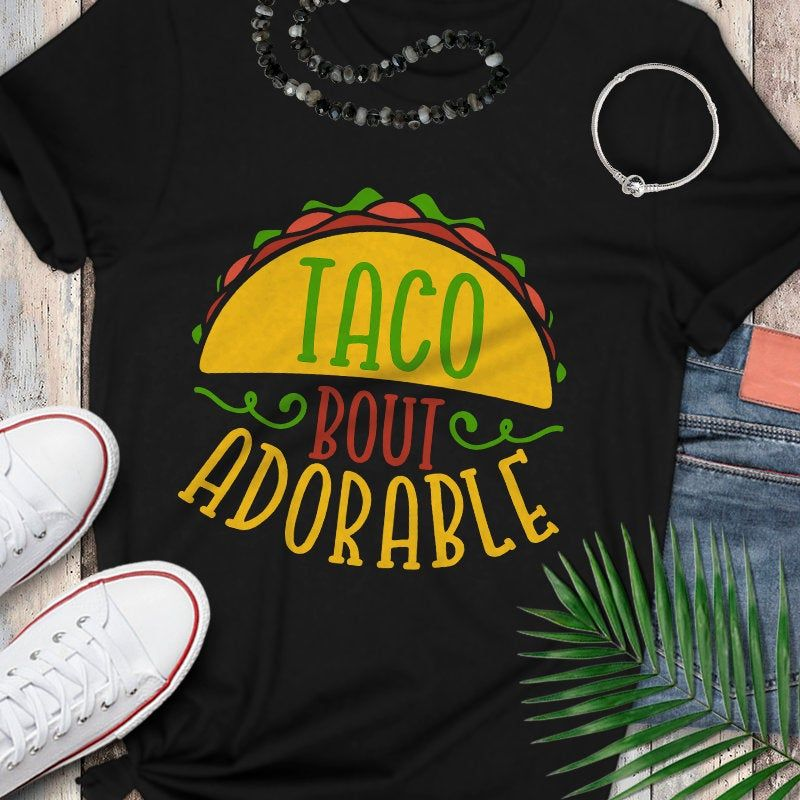 Download Tacos party, Taco lover, Taco bout it, Funny taco, Let's ...