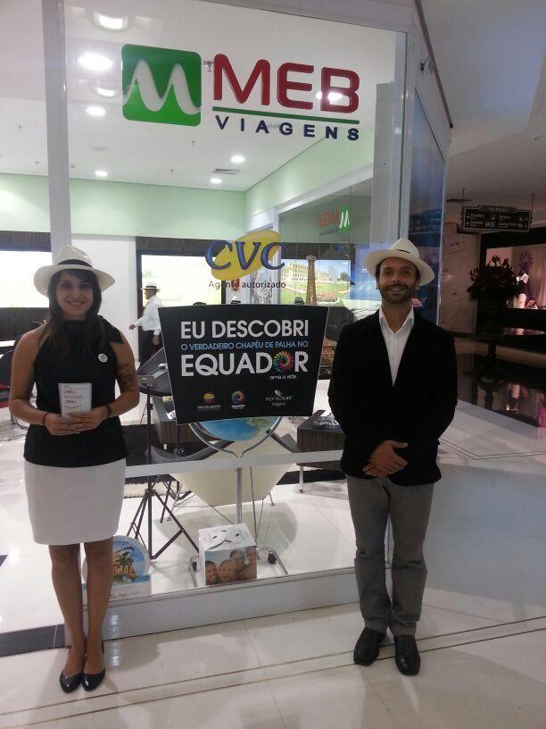 São Paulo - Feira - Chapéu de Palha Equador