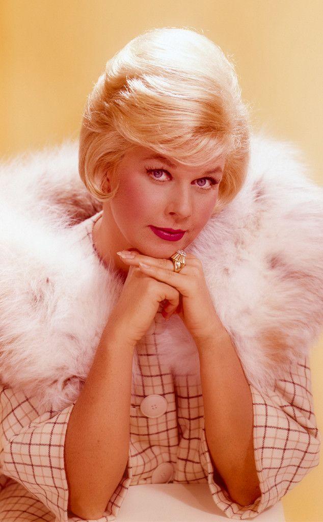The beautiful, classy, Doris Day