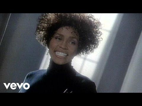 Whitney Houston S Official Music Video For Run To You Click To