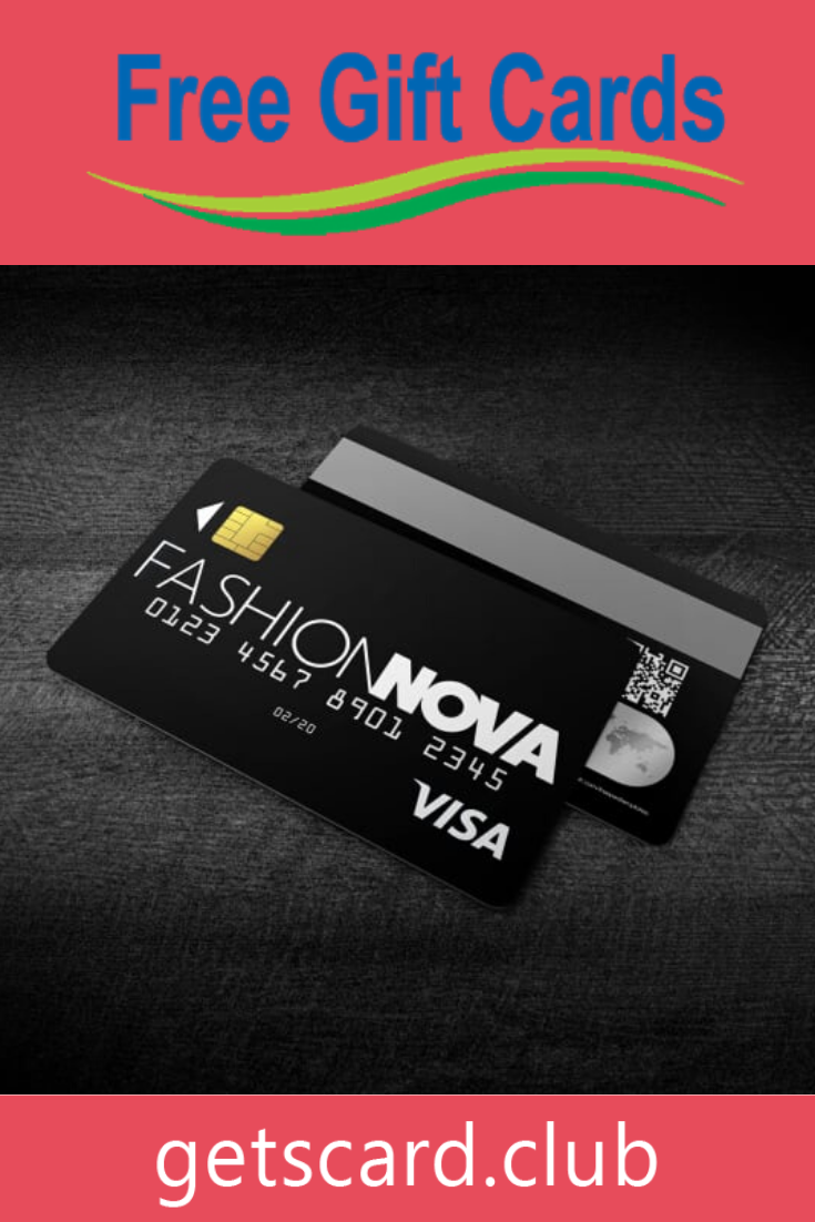 Free 100 Fashionnova Giftcard Hack In 2020 Best Gift Cards Gift Card Gift Card Presentation