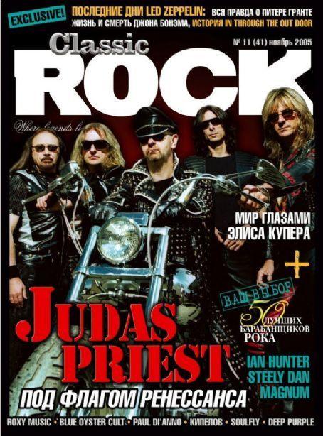 Glenn Tipton, Judas Priest, K.K. Downing, Rob Halford, Ian Hill, Scott