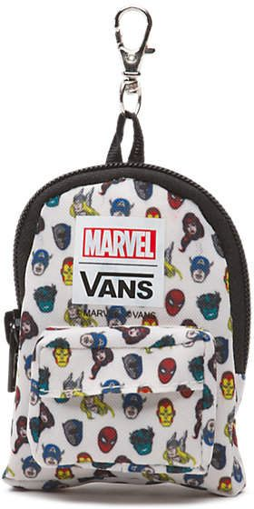 x Marvel Heads Backpack Keychain | Products | Backpack keychains ...