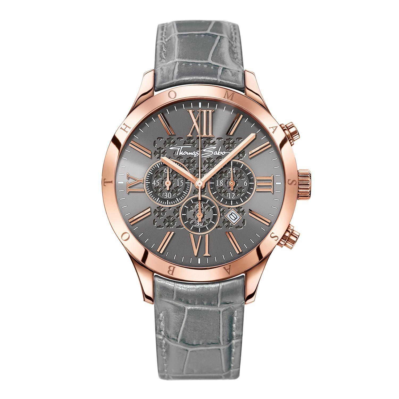 472a767ccbf Thomas Sabo Rebel at heart chronograph watch